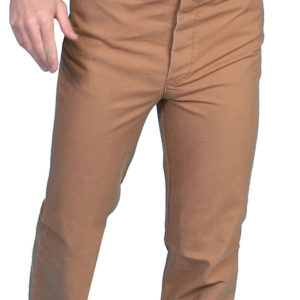 No.  RW040 Canvas Pants 100% Cotton Canvas. Color Brown