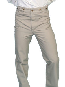 No.  RW040 Canvas Pants 100% Cotton Canvas. Color Sand
