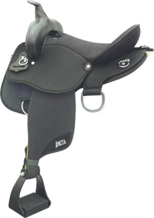 No. 20550Abetta Special Trail Saddle QH Bars, 15, 16, 17""