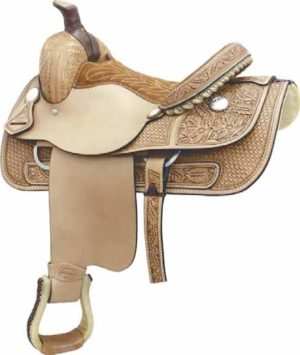 No. 291521CLASSIC LADY ROPER SADDLE, 14 1/2 Inch Seat