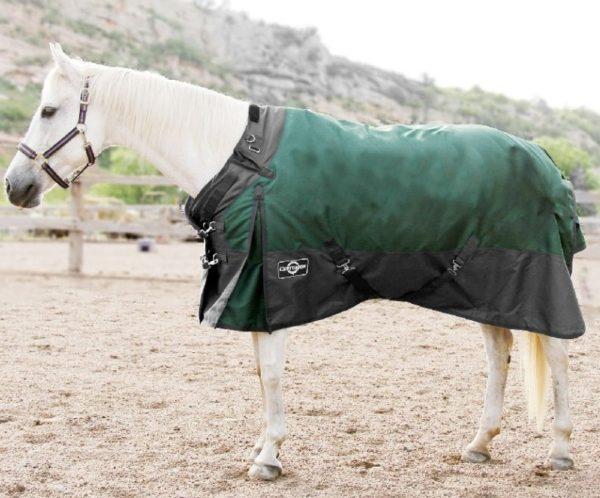 """No. 18-1069Centurion Winter Horse Blanket. 68"""" to 84"""""""