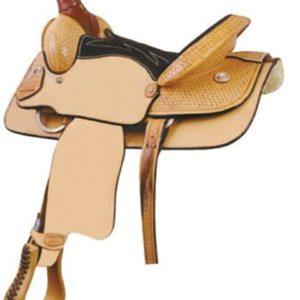 No. 291100YOUTH ROPER SADDLE, 13 1/2 Inch Seat