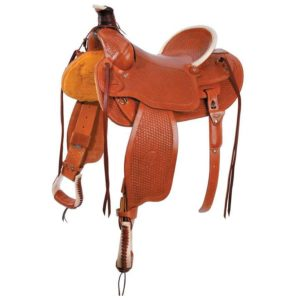 No 0-5, No 0-6Continental Divide Stockman HighCantle,15, 16""