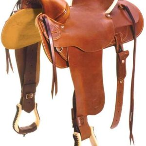 No. 0-5245-15, No.0-245-16Trail Boss Association Saddle