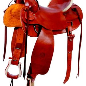 No. 0-41, No. 0-5041, No. 0-6041The Sand Hills Roper Saddle