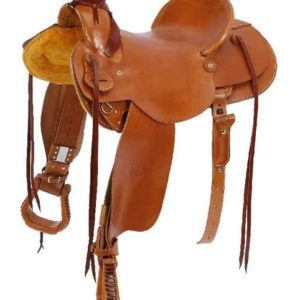 No. 0-5290,  0-290,  0-7290The Northwest Buckaroo Saddle