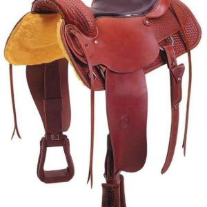 No. 0-5149,  0-149, 0-7149Eldorado Roper Saddle, 15,16,17""