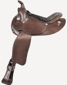 No. 2931576ARABIAN WORKING SADDLE by Simco16 Inch Seat