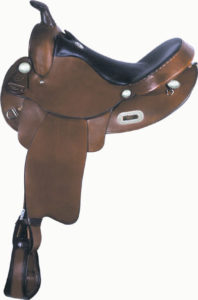 No. 2931586ARABIAN HAFLINGER by Simco, 16 inch Seat