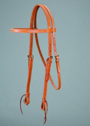 No. 5-5002HARNES LEATHER HEADSTALL