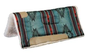 "No. 19-108THE ""COLORADO OAK"" SADDLE PAD"