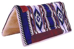 "No. 19-113""COLORADO SAGE"" SADDLE PAD"