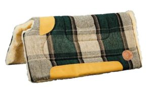 "No. 19-8CUT BACK SADDLE PAD 30"" X 30"""
