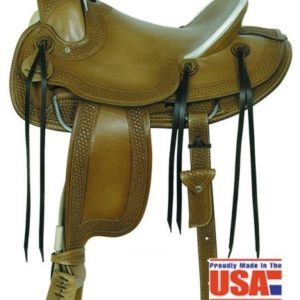 "American No.1785 A-Fork, 15, 16"" Seat, QH Bars"