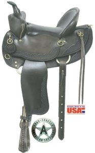 "American No. 1387Bear Trap Trailsman II, 15, 16"" Seat"