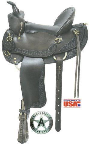 "American No. 1387Bear Trap Trailsman II, 15, 16"" Seat"