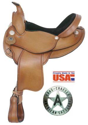 "American No.915, 916The Antar Arabian Saddle, 15"", 16"" seat"
