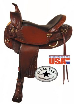 American No.938Hill Country Trail III, QH, Mule, Gaited Bars