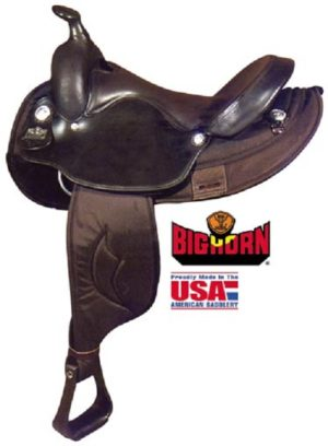Big Horn No. A00115-15.5 & A00116-15.5ARABIAN SADDLE