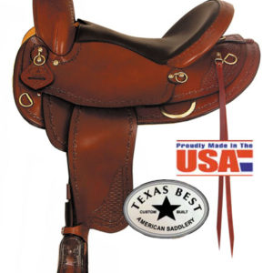 American No.939Hill Country Trail III, QH, Mule, Gaited Bars