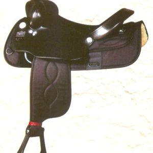 Big Horn A00257-16 & A00263-16GAITED HORSE SADDLE NYLON