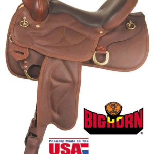 Big Horn A00933Low Moose Sof-Tee Trail, Gaited Horse Bars