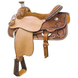 No 291754Sundance Ranch Roper Saddle, By Billy Cook. 16 Inch
