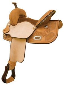 "No 291226Prosper Racer Saddle by Billy Cook. 14"" or 15"" Seat"