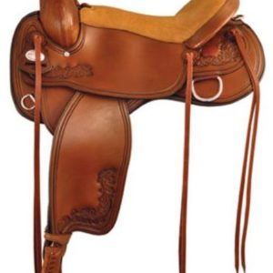 "No 292TF514Hallelujah Flex Trail Saddle, by Tex Tan 16, 17"""