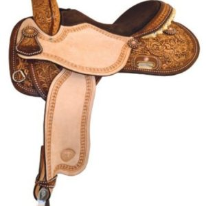 "No 292226Circuit-Champ Barrel Racer by Tex Tan. 14"" or 15"""