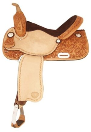 "No 292223Barrel Chaser Saddle by Tex Tan. 14"", 15"" or 16"""