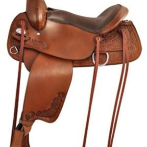 """No 292TF516Raleigh Flex Trail Saddle by Tex Tan 16"""" or 17"""""""