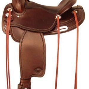 No. 292TF486Norco Flex Trail Saddle by Tex Tan QH, FQH Bars