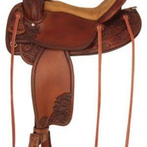 No 292TF494Jackson Flex Trail Gaited Horse Saddle by Tex Tan