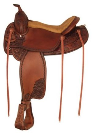 No 292TF494Jackson Flex Trail Gaited Horse Saddle by Tex Tan