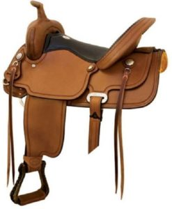 No 291491Sierra Flex Trail Saddle by Billy Cook. Flex Tree