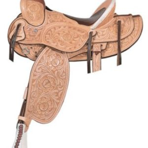 "No 291818Horn of Plenty Ranch Roper by Billy Cook. 16"" Seat"