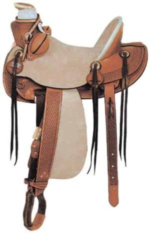 A Fork and Ranch Western Saddles