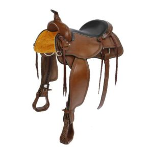 No 100-5336, 6336The Oregon Trail Saddle