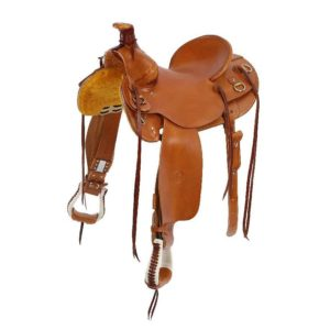 No 100-5335, 6336, 7335The Steamboat Mountain Mule Saddle
