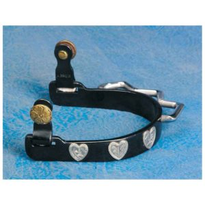 No. 26-212The Flying Heart Bumper Spur, Ladies
