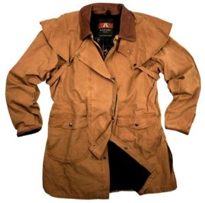 No. 5J18 KaKaDu Gold Coast Jacket, 10oz Gunn Worn Canvas