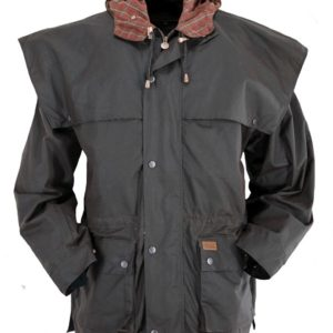 No. 2100Swagman, Outback Oilskin Collection, Unisex