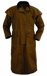No. 2056Stockman Duster, Men's Outerwear Collection