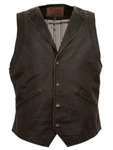 No. 2835Arkansas Vest, Men's Canyon Land Collection