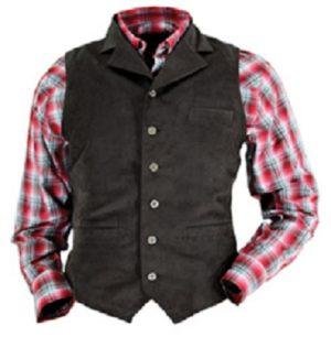 No. 23195Kansas Microsuede Vest, Men's
