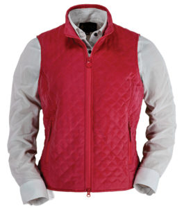 No. 2958Grand Prix Vest, Ladies