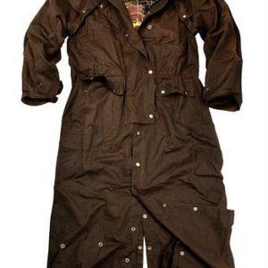 No. 3002Kakadu Long Rider  3 in 1 Outback Coat, 10oz Oilskin