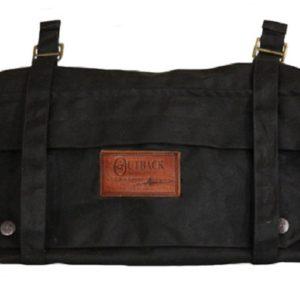 No. 2004Cantle Bag, Oilskin