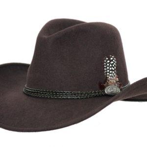 No. 1307Shy Game, Tassy Crusher Hat